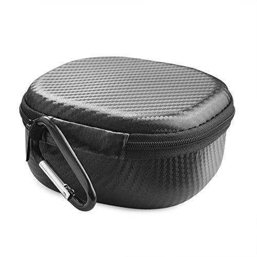 Bose SoundLink Micro-Lautsprechertasche, Schutzhülle für Bose Soundlink Micro Bluetooth Lautsprecher Case Carbon Black Schwarz
