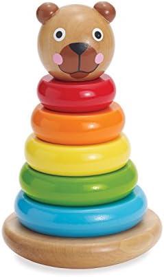 Femmehattan Toy Toy Toy Brilliant Bear Magnetic Stack Up | Formes élégantes  014e9d