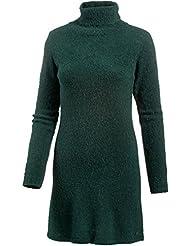Bench Damen Kleid Knitted Roll Neck Dress