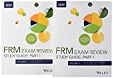 Wiley Study Guide for 2019 Part I FRM Exam: Complete Set