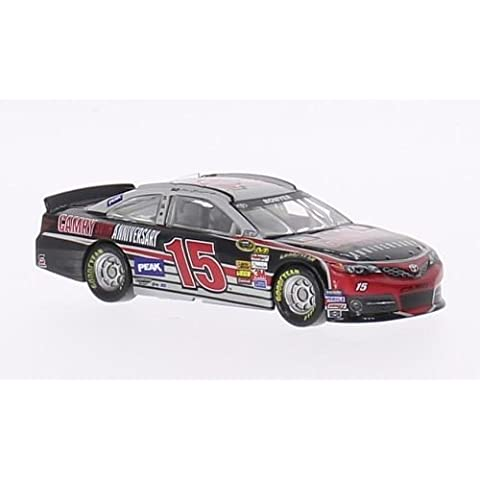 Toyota Camry, No.15, Michael Waltrip racing, Camry 30th anniversary, Nascar, 2014, Model Car, Ready-made, Lionel racing 1:64 by Toyota