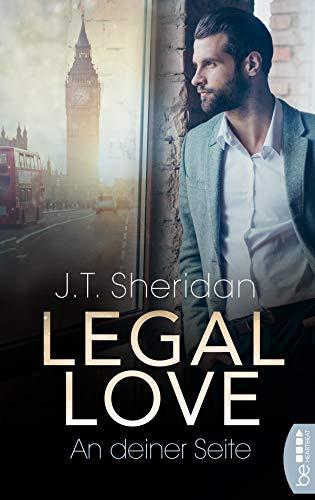 Buchseite und Rezensionen zu 'Legal Love - An deiner Seite' von J.T. Sheridan