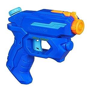 Hasbro a5625e25Assault Rifle Gun de jouet–armes de jouet (garçon, bleu, orange, Toy Assault Rifle)