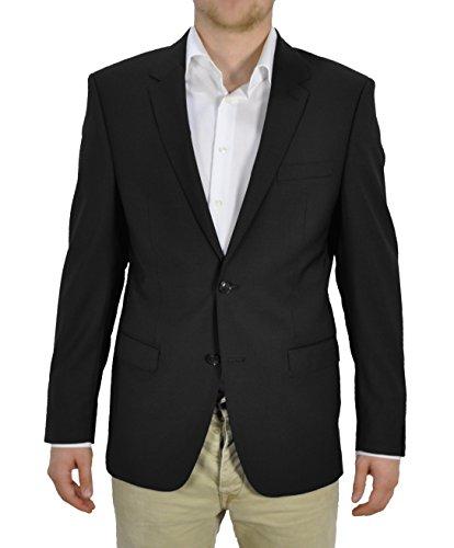 Michaelax-Fashion-Trade - Blazer - Uni - Homme Gris - Grey - Anthrazit (56)