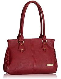 Fantosy Women's Handbag (Maroon) (FNB-444)