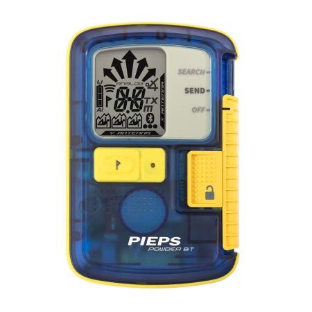 PIEPS Powder BT LVs-gerät, Blue/Yellow, One Size -