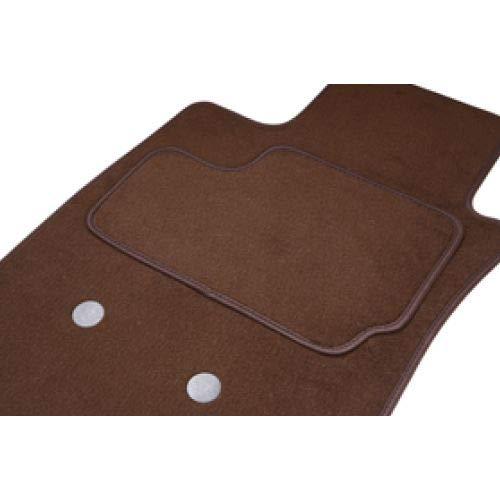 Fußmatte Sebring Limousine, 2 vorne + 1 hinten, Braun, 05.07 bis 09.09, passgenau Produktreihe Teppich ETILE