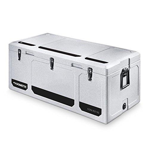 Dometic Cool-Ice WCI 110, tragbare passiv-Kühlbox/Eisbox, 111 Liter, für Auto, Lkw, Boot, Camping, Ideal für Angler und Jäger
