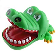 Hasbro B0408 Crocodile Dentist Kids Game Ages 4 And Up (Amazon Exclusive)