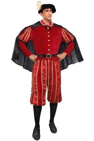 Disfraz de Don Juan: Amazon.es: Juguetes y juegos