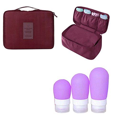 Exquis cosmétiques bouteilles Bouteille d'applicateur-11(Ensemble de cinq)