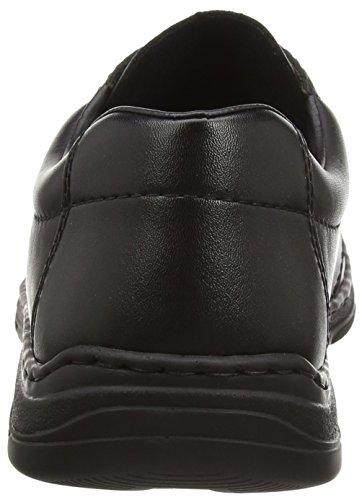 Rieker 15223-00, Bottes homme Noir - Black (Nero/Black)