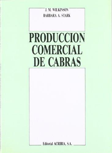Producción comercial de cabras