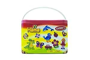 Hama 202-67 - Perlen-Eimer, 10000 Perlen, volltonfarben