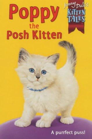 Poppy the posh kitten