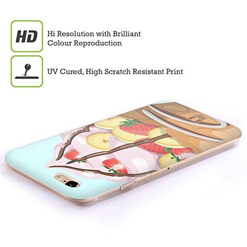 Head Case Designs Urbano Camou Digitale Cover Morbida In Gel Per Apple iPhone 7 Plus / 8 Plus Crepe