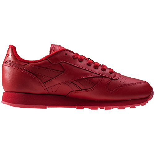 Reebok CL Leather Solids chaussures Dark Red