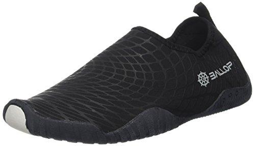 Barfuß-schuhe (Ballop Spider Barfußschuh, schwarz, 40-41)