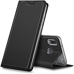 iBetter Coque Huawei P20 lite, [Résistant aux chocs] [Protection complètement] pour Huawei P20 lite Smartphone(Noir)