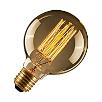 Globe Edison Bulbs - Large Size