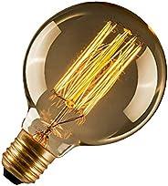 Globe Edison Bulbs - Large Size