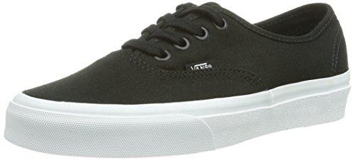 Vans Unisex-Erwachsene U Authentic (Mono) Lauflernschuhe Sneakers Schwarz ((Mono) black / DIQ)