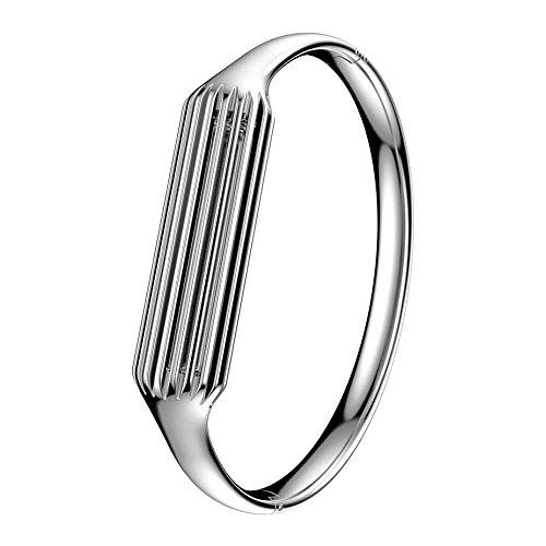 Fitbit Flex 2di bande, Teepao braccialetto braccialetto di metallo in acciaio INOX con nuovo disegno unico interruttore magnetico Adsorbimento Wristbands for Fitbit Flex 2 Kl574p Sweatshirt - Bambini