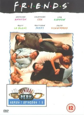 Click for larger image of Friends - Series 1 - Episodes 1-8 [DVD] [1995]