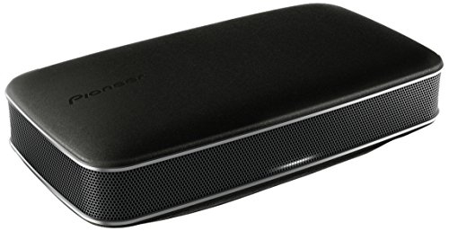 Pioneer XW-LF3-K Speaker Bluetooth NFC Portatile