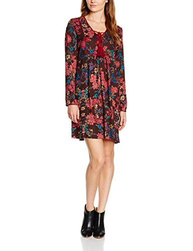 SIDECAR Damen Kleid Mencia-i16 einfarbig