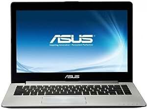 "ASUS S400CA-CA012H Notebook 14 "" 500 Go Windows 8 Noir, Argent"