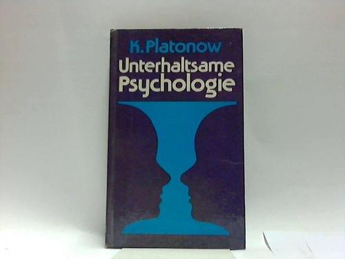Unterhaltsame Psychologie