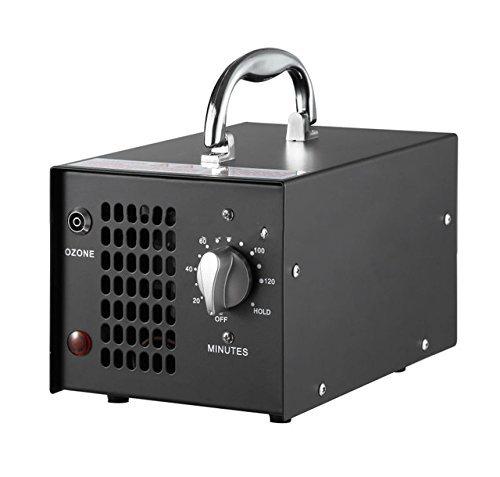 DCHOUSE Purificador de Aire Comercial del generador del ozono de Purificador de generador del ozono del Agua de Mini