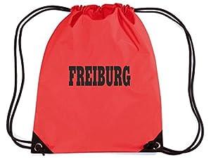 T-Shirtshock - Rucksack Budget Gymsac WC0806 FREIBURG GERMANY CITY