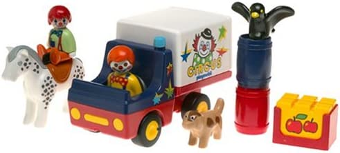 Playmobil Playmobil Playmobil - 6621 - 1.2.3 - Cirque   Supérieure  5bc8aa