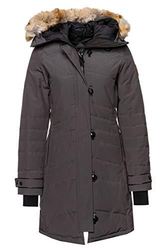 Canada Goose Damen Parka Lorette Modell 2018 Grau L