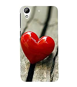 Takkloo love sign heart sign,cover for lover, beautiful love cover, red heart) Printed Designer Back Case Cover for HTC Desire 728 Dual Sim :: HTC Desire 728G Dual Sim