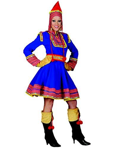 Kostüm Hut Russische - Generique - Kostüm als Russin in Blau für Frauen
