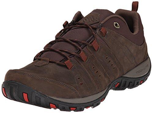 Columbia - Peakfreak Nomad Plus, Sneakers da uomo Marrone (Cordovan/gypsy 231)