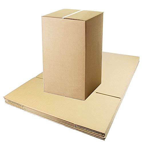 7f2f0661d38 5 x Large Sturdy Home Removal Moving Cardboard Boxes - Double Wall - 30