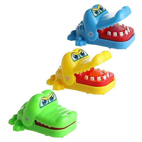 Kofun lustiges Spielzeug für Kinder, niedliches Biss-Hand,