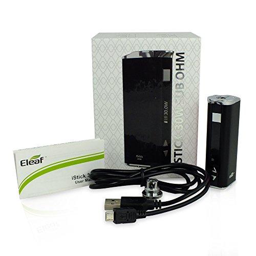 Eleaf iStick 30W E-Zigarette Mod Schwarz