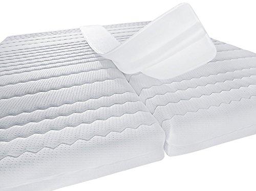 Procave ponte per due materassi singoli fascia unisci - Tessili per la casa ...