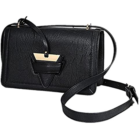 B-B Ladies Classical Designer Retro Fashion Top-handle Bag