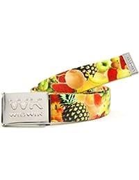 78df03677f6e Cinturón moderno con estampado de Frutas de la marca Widwik