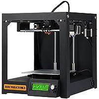 GIANTARM® 3D-Drucker Mecreator 2 Zusammengebauter Haushalts- und Büro Schreibtrisch 3D-Drucker mit stabilem Metall-Gehäuse, unterstützt verschiedene Filament-Typen