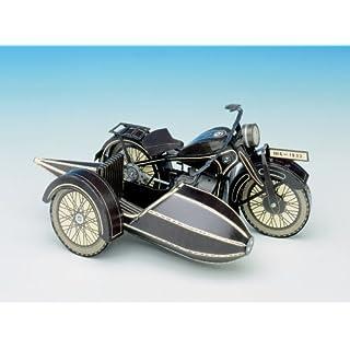 Aue-Verlag 26 x 15 x 10 cm BMW Motorcycle R16 with Sidecar Model Kit