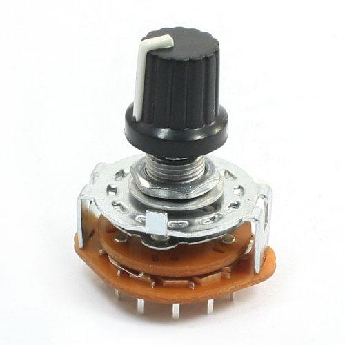 Electrónica Mecánica 3P4T 3 Polos 4 Posición 15
