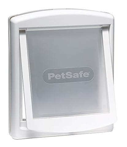 PetSafe Staywell Original 2-Way Pet Door 740EF - Medium, White