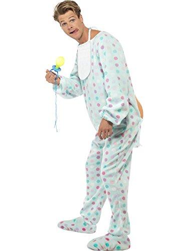Smiffy's - Baby Costume, (Up Baby Kostüm Ein Wie Dressing)